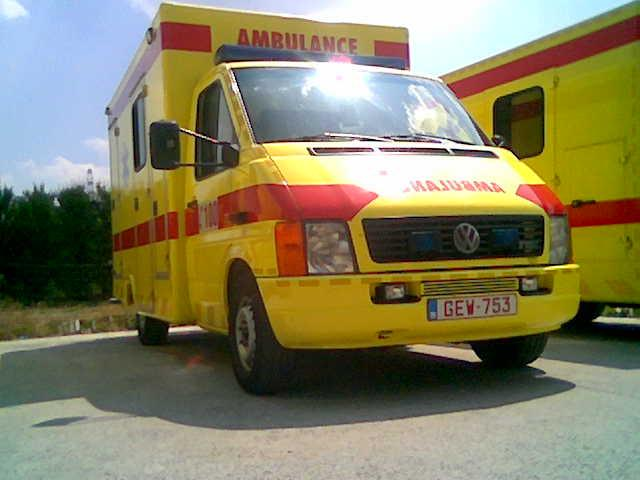 la vie d ambulancier