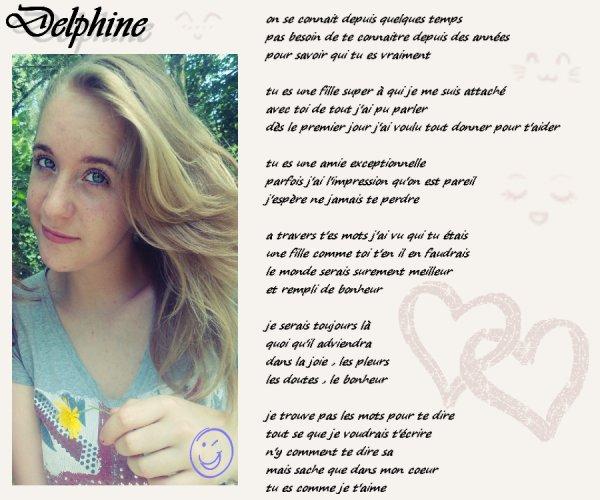 Delphine D'amour ♥'
