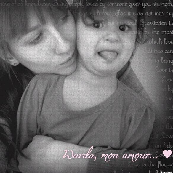 ma petites véronique et sa fille