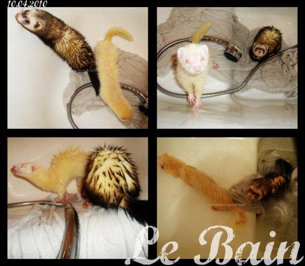 Le Bain ;  .♥.Soin.♥.