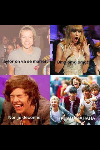 Taylor, on va se marier !