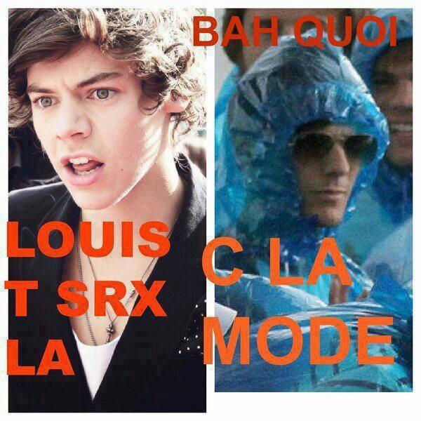 Louis tu fais quoi la ?!