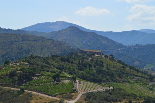 Les environs de Collioure