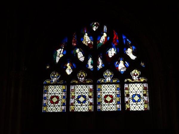 Les vitraux de Notre Dame de Vernon (4/4)