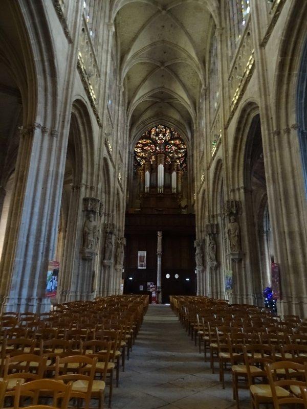 Orgue de Notre Dame de Vernon (1/3)