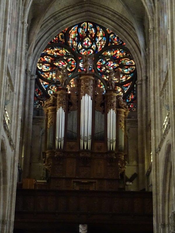 Orgue de Notre Dame de Vernon (2/3)