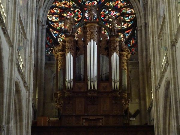 Orgue de Notre Dame de Vernon (3/3)