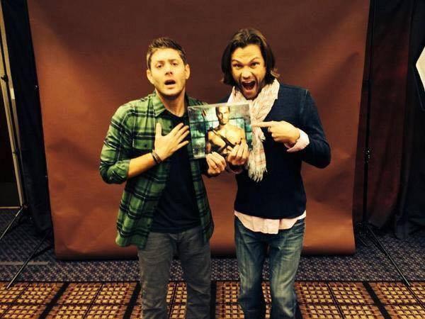Jared, Jensen et stephen
