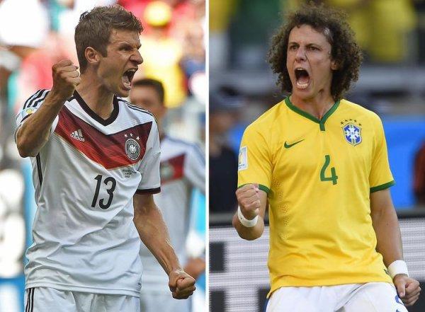 l'allemagne a gagner 7 a 1 face au brésil