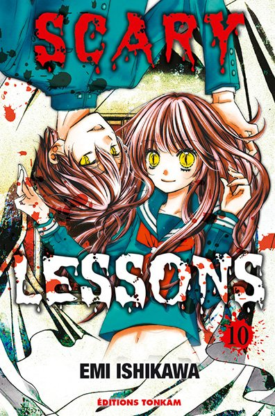 Scary  Lessons