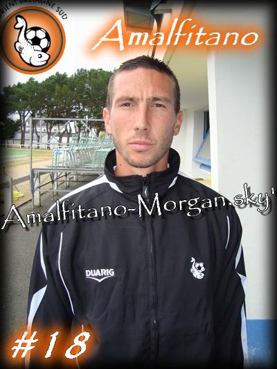 • Morgan Amalfitano •