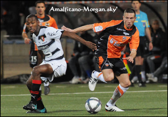 FC Lorient - Stade Rennais (2-0). Amalfitano, comme on l'aime