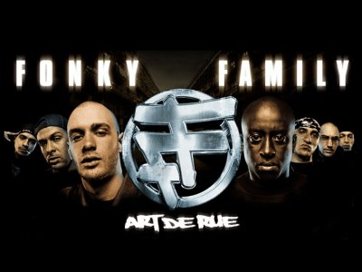 art de rue / Rap français , de Fonky familly  (2001)