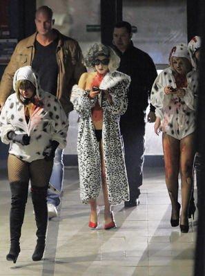 Mardi 02 novembreCruella et de retour!!!