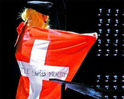Mercredi 17 novembre               GaGa en concert