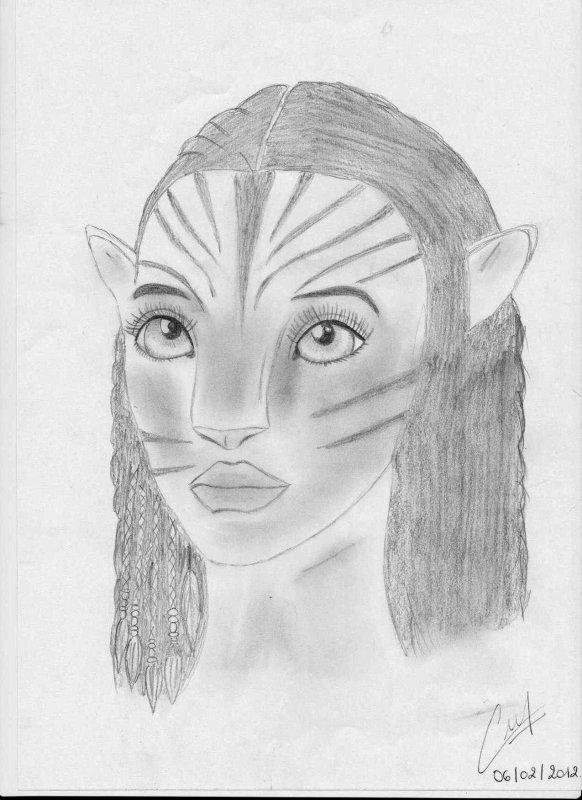 ♣ Neytiri ~ Avatar ♣