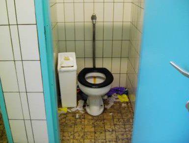 C e c s couillet scolaire 304 route de philippeville 6010 couillet belgique wc public - Nettoyer cuvette wc tres sale ...