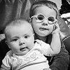 mes enfants ma vie mes amours <3