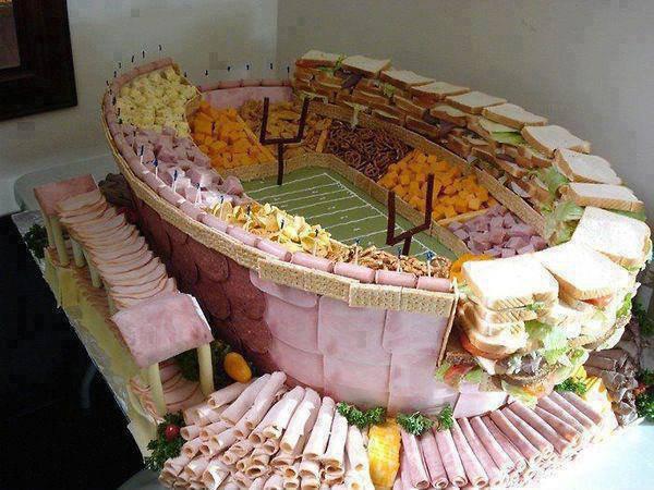 """Stade """" nourriture """""""