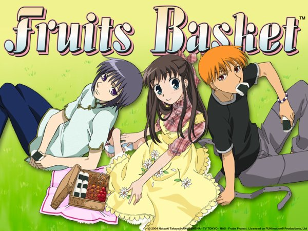 Manga : Fruits Basket
