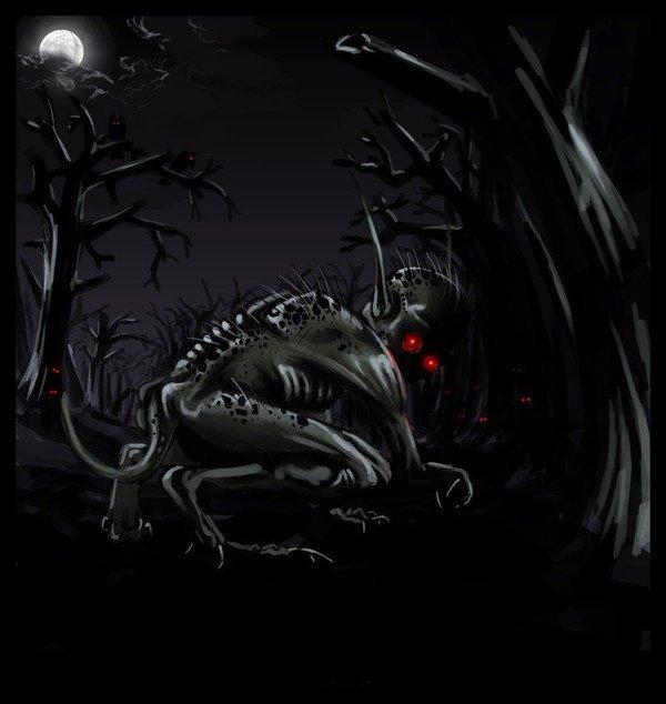 Paranormal : El Chupacabra