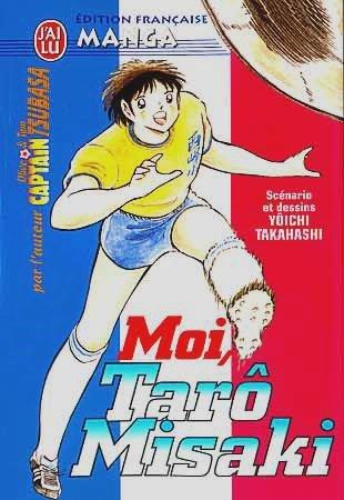 Manga : Moi,Tarô Misaki