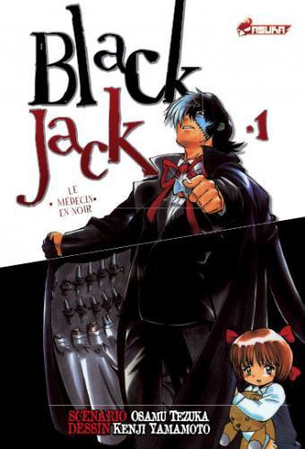 Manga : Black Jack  : Le médecin en noir