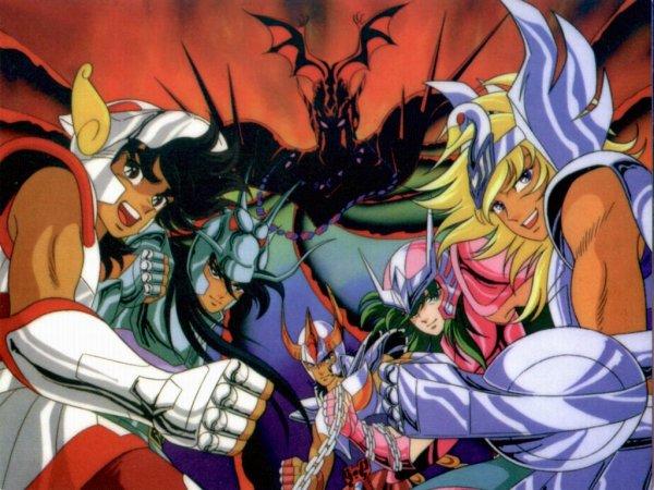 Manga : Saint Seiya