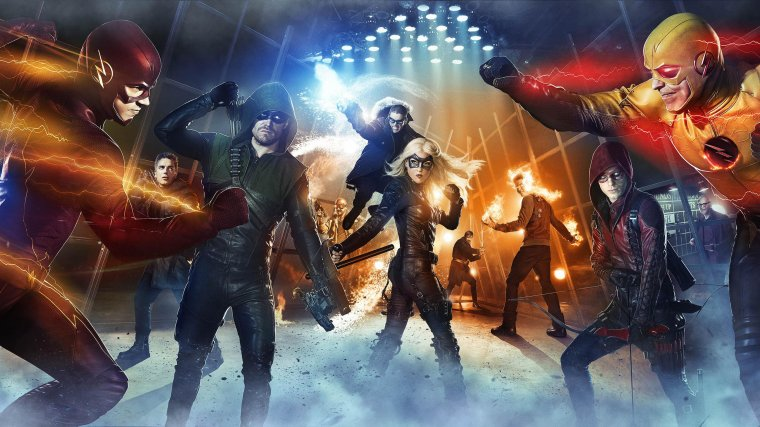 Battle n°11 # Oliver (Arrow) VS Barry (TheFlash), qui est le meilleur de nos 2 héros ???