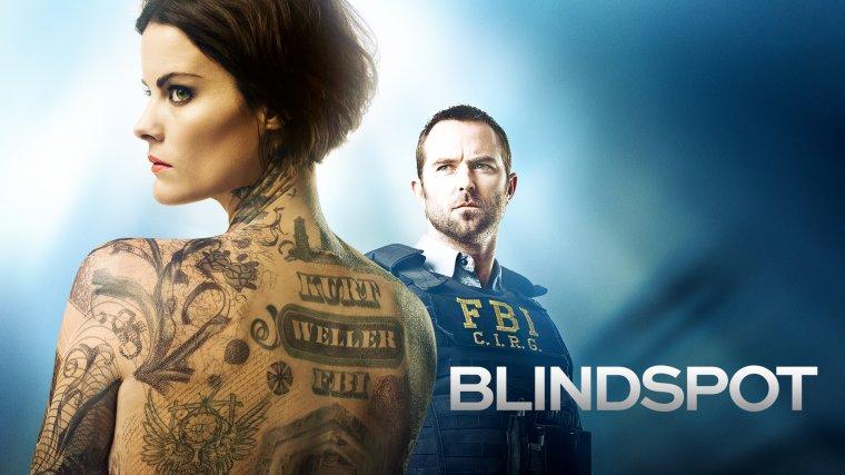 Blindspot !!! // Ma nouvelle série coup de coeur ♥♥