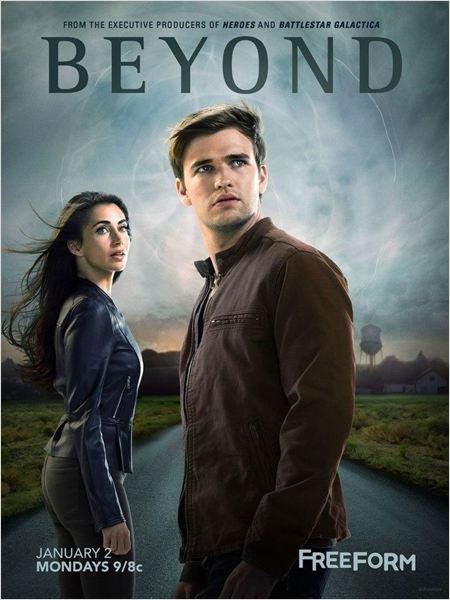 Beyond !!! // Ma nouvelle série coup de coeur ♥♥