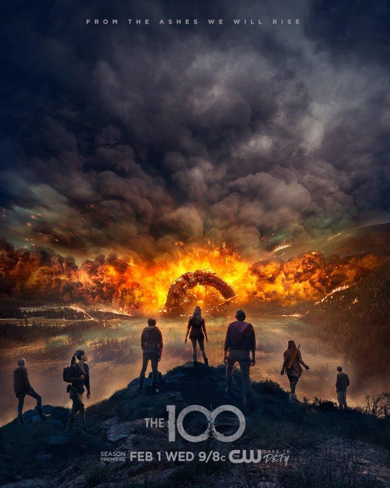 THE 100 // Mon bilan de la saison 4 !!!!!