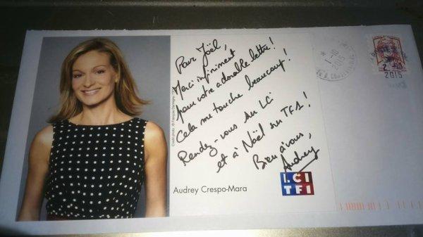 AUDREY CRESPO-MARA LCI-TF1