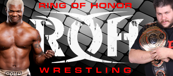 ROH Wrestling 23/3/13 (HQ)