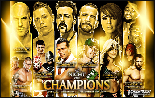 Night of Champions − Extras