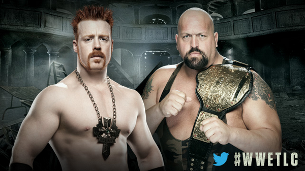 WWE TLC 2012 *Carte finale*