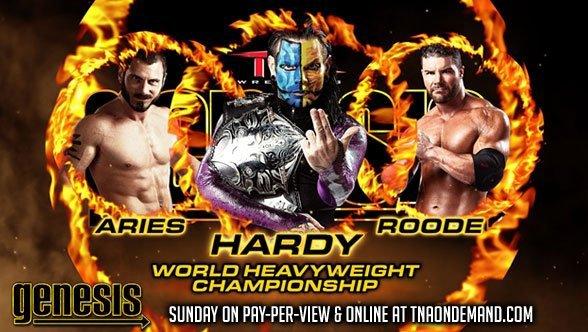 TNA Genesis 13/1/13