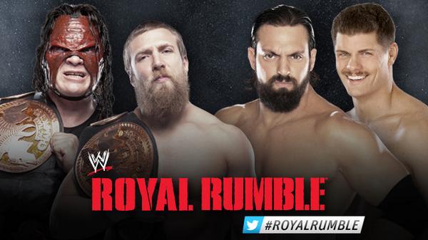 Carte du Royal Rumble 2013