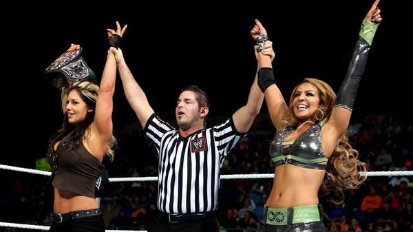 Résulats du SmackDown du 22 février 2013