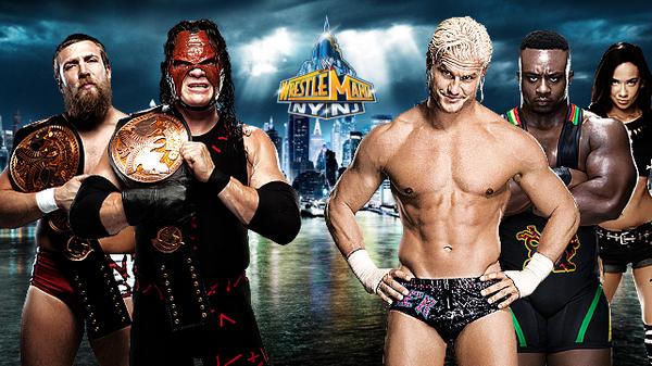 Carte de WrestleMania 29