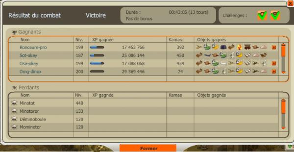 Drop dofus pourpre +42 par Ronceure-pro :) (vendu a 40M)