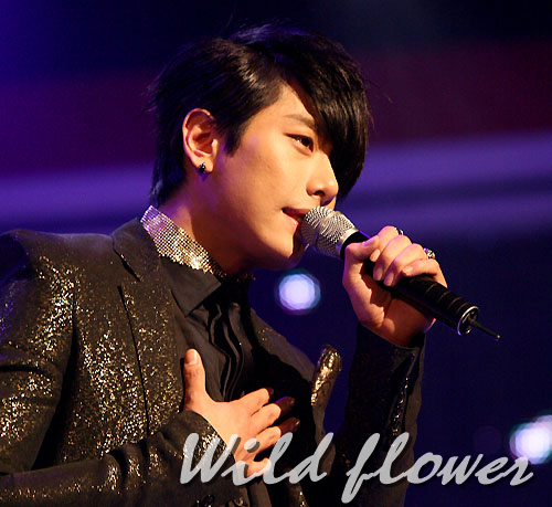 Park Hyo Shin - Wild Flower ~ Only good memories, only a longing heart On the path where you left me I'm standing alone Only until I can forget you, until I will be alright I'll swallow my tears and at the end of my wait Then once again, I will ♪