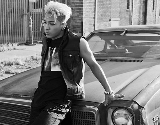 TaeYang - Eyes, Nose, Lips