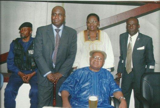 Eugène Diomi Ndongala une nouvelle fois arrêté par la milice de Bisengimana