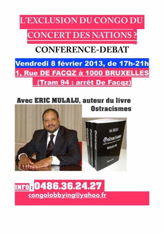 Forum des combattants: Structuration du combat pour 2013+carton rouge aux musiciens