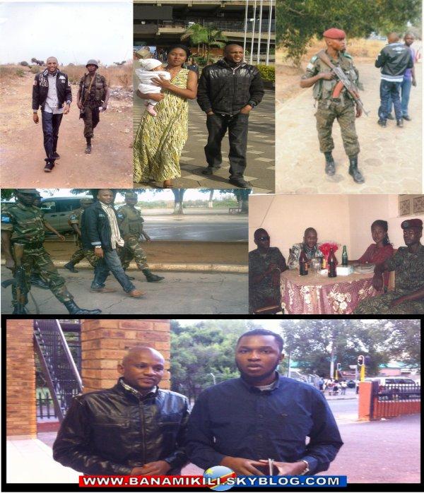 En fuite de l'hôpital psychiatrique le neveu de Ngbanda accuse son oncle d'être un indicateur de Kabila