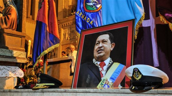 Le président du Venezuela Hugo Chavez est mort