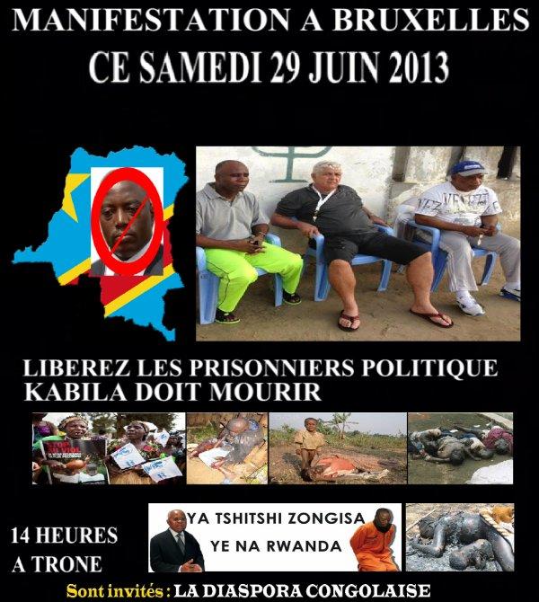 """Après l'échec des 20.000 casques Bleu Ban Ki Moon prévient """"la brigade qui supervisera l'acheminement des richesses de la RDC ne se battra pas pour les FARDC"""""""