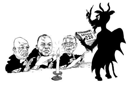 Les différentes stratégies dans la guerre des chefs du clan au pouvoir pour remplacer Kabila ou dans le pire des cas maintenir leur homme providentiel.