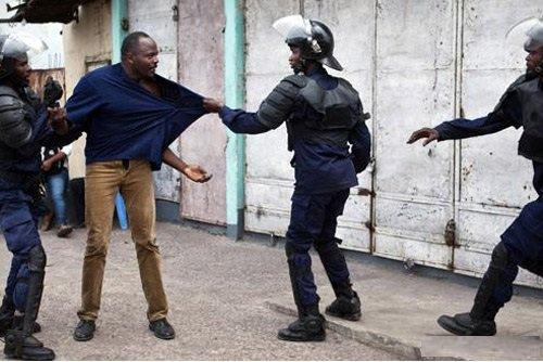 RDC: arrestations à Kinshasa de manifestants opposés à un troisième mandat de Kabila